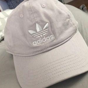 Light Purple Adidas Hat NEVER WORN